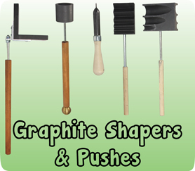 GRAPHITE SHAPERS & PUSHES